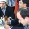 Myftiu i Pukes pret ne nje takim drejtuesit e Medreses Haxhi Sheh Shamia