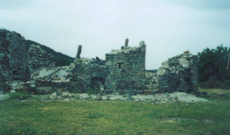 Xhamia e Koder Hanit e vetmja pike turistike ne qytetin e Pukes.