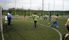 Aktivitete sportive me nxenesit e Kur'anit