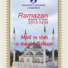 """Me date 09 Korrik 2013 presim muajin e shejte """"Ramazan"""""""