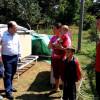 Myftiu zhvillon vizite ne familjen Lluka pas apelit qe ajo beri per ndihme