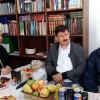 Nga vizita e nje delegacioni Turk ne Myftini