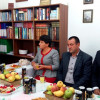 Institucionet zyrtare vizite ne Myftini me rastin e Kurban Bajramit