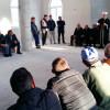 Myftiu i Pukes Gezim Kopani zhvilloj nje takim ne fshatin Qerret