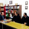 Nje delegacion Turk viziton Myftinine e Pukes