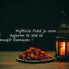 Njoftim:Me date 27 maj 2017 eshte dita e pare e Ramazanit