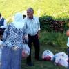Myftinia Puke shperndan pako me ushqime ne fshatin Kryezi dhe Trun