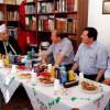 Drejtues te institucioneve vizitojne Myftinine e Pukes per te bere urimin e Fiter Bajramit