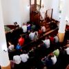 Besimtaret e fshatit Qerret falin Bajramin e pare ne xhamin e tyre