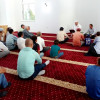 Takim me rastin e festes se Kurban Bajramit ne xhamin e fshatit Qerret