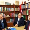 Kreu i KMSh-së Bruçaj dhe Kreu BIK-ut Ternava vizitë në Myftininë e Pukës
