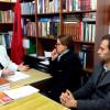 Kryetarja e Komitetit Shteterore Per Kultet Loreta Aliko zhvillon vizite ne Myftinine e Pukes