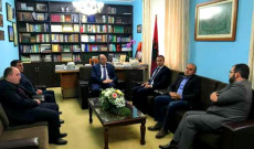 Kreu i KMSH-se mbledhje me Myftite; Puke, Shkoder, Malesi Madhe dhe Lezhe