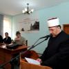 Fjala e Myftiut te Kosoves H.Naim Ternava ne simpoziumin e zhvilluar ne Puke me 11.11.2017