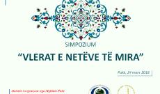 Njoftim:Me 24 mars 2018, ne Pallatin e Kultures Puke zhvillohet simpozium me grat e qytetit Puke