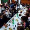 Shtrohet ne xhamin e Pukes iftar per famijet e kesaj xhamije