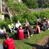 Myftiu i Pukes Gezim Kopani zhvillon takimin me besimtaret e fshatit Kabash