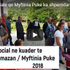 Ndihma sociale qe Myftinia Puke ka shperndar ne kuader te muajit Ramazan 2018