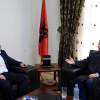 Myftiu i Pukes Gezim Kopani takim urimi me rastin e zgjedhjes ne Krye te KMSH te H.Bujar Spahiu