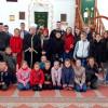 Nxenesit e Mejtepit Fushe Arrez dhe Rrape vizite ne xhamin e Pukes