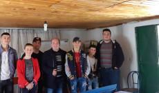 Myftiu i Pukes Gezim Kopani takim me rinin e Mejtepit Fushe Arrez