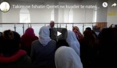 Takim ne fshatin Qerret ne kuader te nates se bekuar Berat (18.04.2019)
