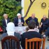 Myftiu i Pukes zhvilloj nje takim me besimtaret ne fshatin Trun