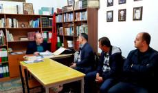 Myftiu i Pukes priti ne takim nje perfaqesues te Fondit Shqiptare te Zhvillimit
