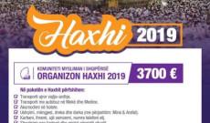 Njoftim:Filluan regjistrimet per Haxhin 2019