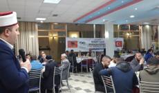 Myftinia Puke me mbeshtetjen e shoqates Istanbul shtron iftarin tradicional