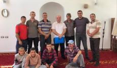 Mbledhje ne xhamin e fshatit Iballe
