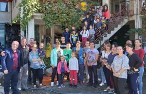 Myftiu i Pukes zhvilloj nje takim me prinderit e nxenesve te Mejtepit Fushe Arrez