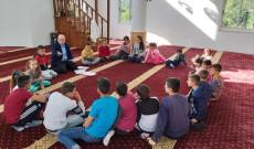 Vijon me sukses kurset islame ne rrethin e Pukes