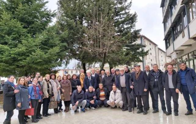 Myftiu Gezim Kopani zhvilloj takim me aktivistet e Myftinise