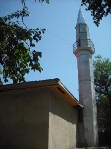 Xhamia e fshatit Iballe