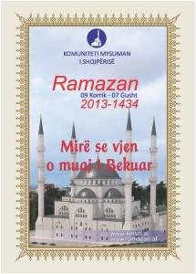 09 korrik 2013 Dita e pare e muajit te shejte Ramazan
