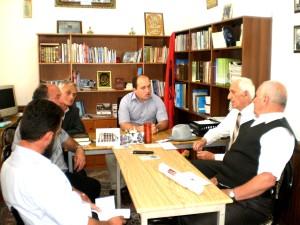 Nga mbledhja e Keshillit te Myftinise Puke Date 06.07.2013