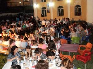 Iftari i shtruar me rastin e nates se Kadrit 03.08.2013