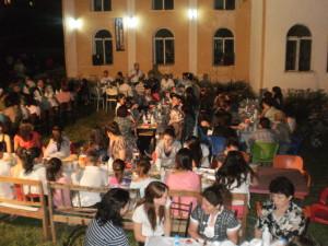 Iftar per naten e Kadrit 3.8.2013