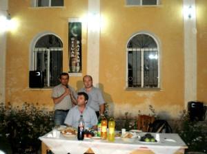 Myftiu i Pukes Gezim Kopani, Mustafa Kanli, dhe Hil Kola 06.08.2013