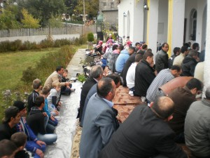 Kurban Bajrami xhamia e Pukes  15.10.2013