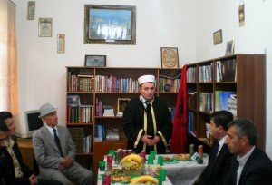 Pritjet zyrtare per Festen e Kurban Bajramit  15.10.2013