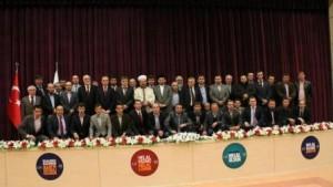 Delegacioni i KMSH-së vizitë pune në Ankara Nentor 2013
