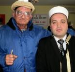 Myftiu i Pukes Gezim Kopani sebashku me inxhinierin Sait Cufaj