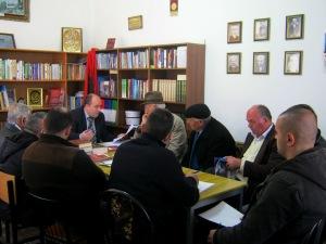 Mbledhja e Keshillit te Myftinise Puke (11.04.2015)