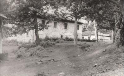 Xhami e Kabashit,Fotografi e bere ne vitin 1960.