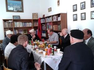 Vizitat zyrtare me rasin e Kurban Bajramit 24.9.2015