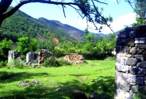 Vendi ku ka qene Mejtepi i Xhamise se fshatit Kabash
