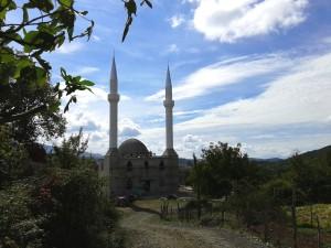 Xhamia e fshatit Qerret, 6.10.2015