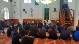Nga e Xhumaja ne Xhamin e Pukes,N/Kryetari i KMSH-se Bujar Spahiu (27.11.2015)